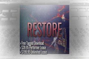 New Future Type Beat – RESTORE (Prod. Beat It AT)