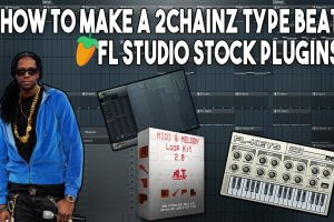How To Make A 2 Chainz Type Beat With FL Studio 12