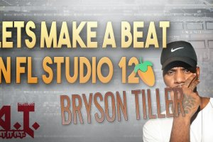 Lets Make A Bryson Tiller True To Self Type Beat