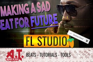 How To Make A Sad Future x Piano Trap Beat in FL Studio