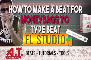 How To Make A Young Dolph x MoneyBagg Yo Type Beat in FL Studio
