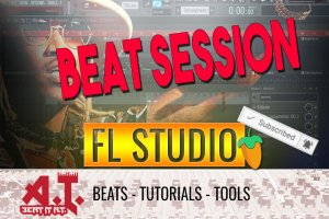 Making A Hard Trap Beat For Future Beat Session in FL Studio 12