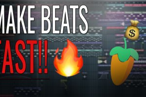 WOW! This Trick Can Have You Making Beats FAST in FL Studio 12!