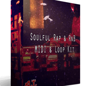 AT Soulful Rap & RnB MIDI & Loop Kit