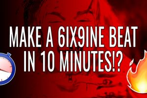 Making A Beat For Tekashi 6IX9INE In Under 10 Minutes