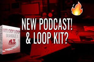 Making A Beat From A Loop? & New Producer Podcast