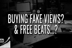 Don't Buy Fake Views & Should You Give Away Free Beats?