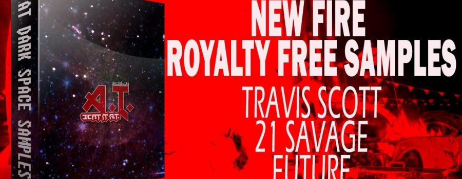 Samples For Making Travis Scott x Astroworld Type Beats