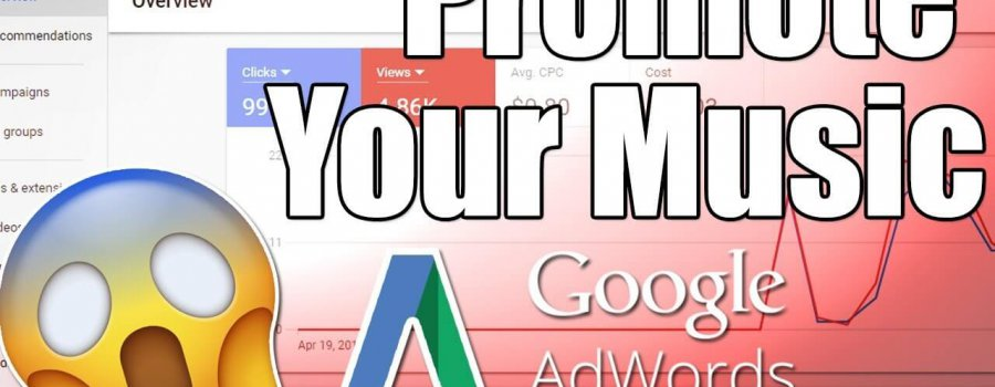 Using Google Ads To Increase Your Beats And Music Exposure (From LiveStream)