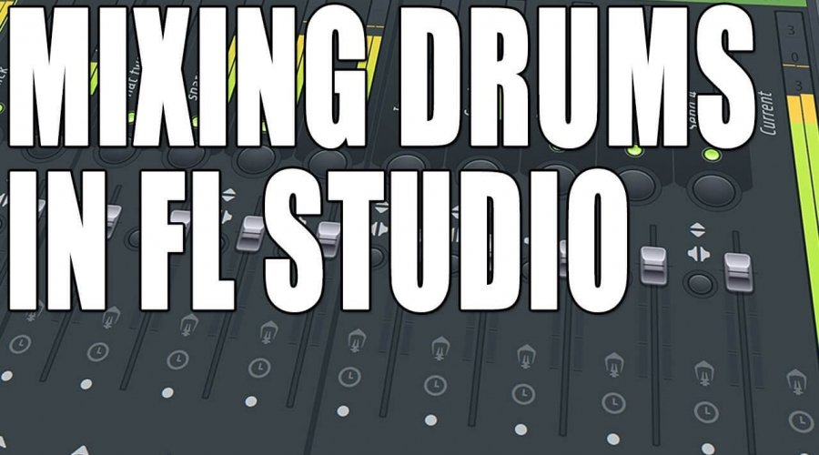 Mixing Drums For Your Beats In FL Studio – Beat It AT