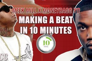 Moneybagg Yo x Meek Mill Type Beat In 10 Minutes?? 🔥🔥