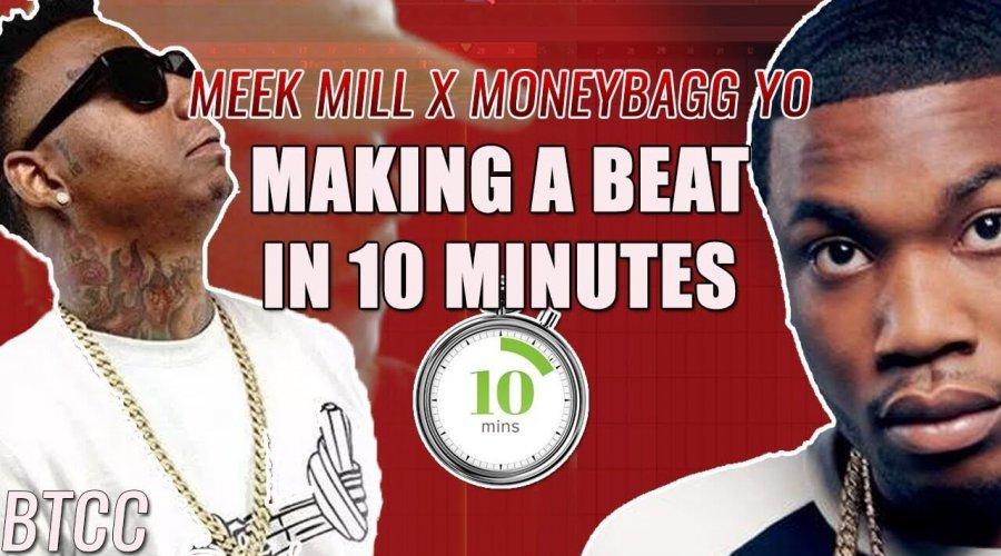Moneybagg Yo x Meek Mill Type Beat In 10 Minutes?? 🔥🔥