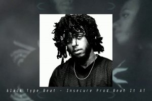 6lack Type Beat   Insecure (Prod Beat It AT)