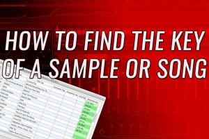 2 Ways To Find The Key of A Sample or Song